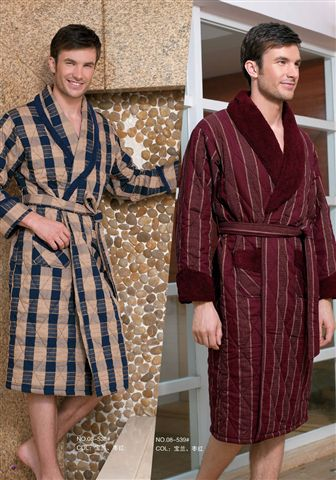What Is The Point Of A Man Wearing A Bathrobe Family