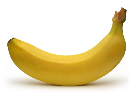 Jack's body is the length of a banana.
