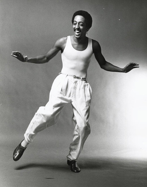 Gregory Hines ~ Tap Dancing
