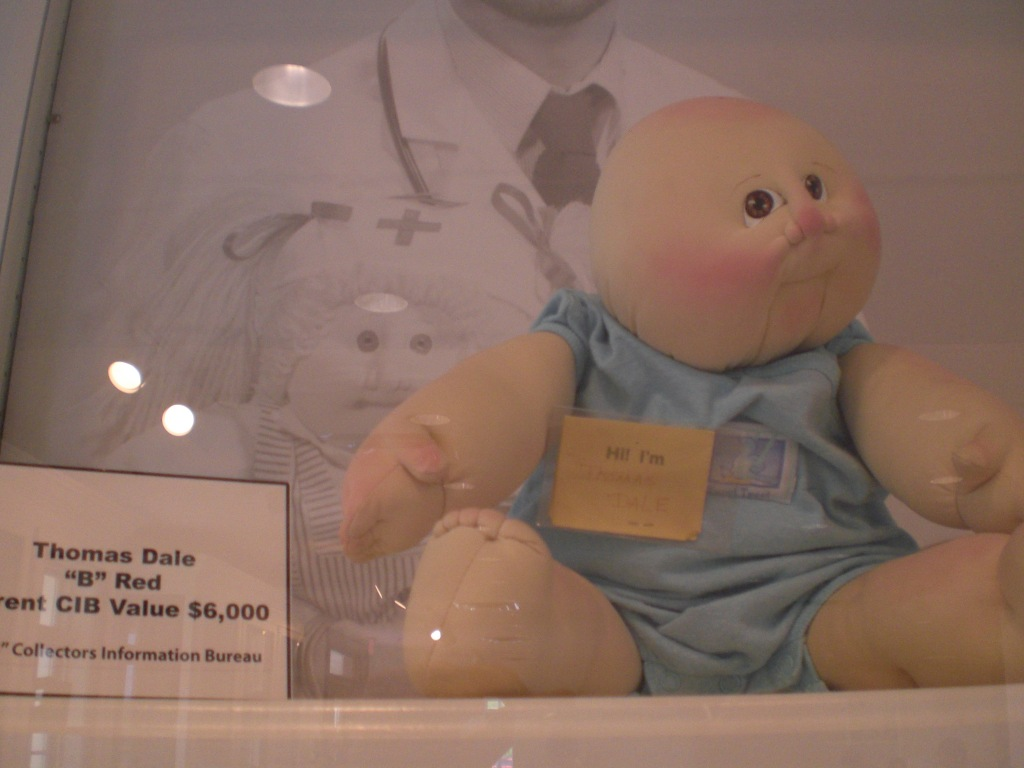 babyland cabbage patch