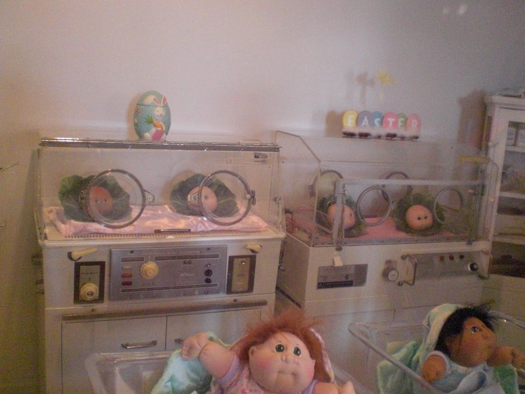 Cabbage Patch Kids Babyland Hospital In Cleveland Georgia