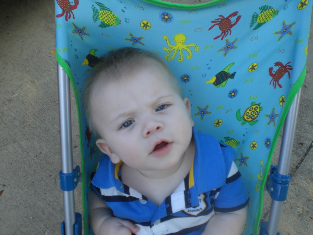 blue eyes baby