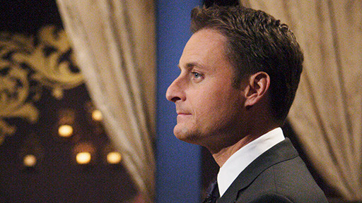 Chris Harrison, not Jewish