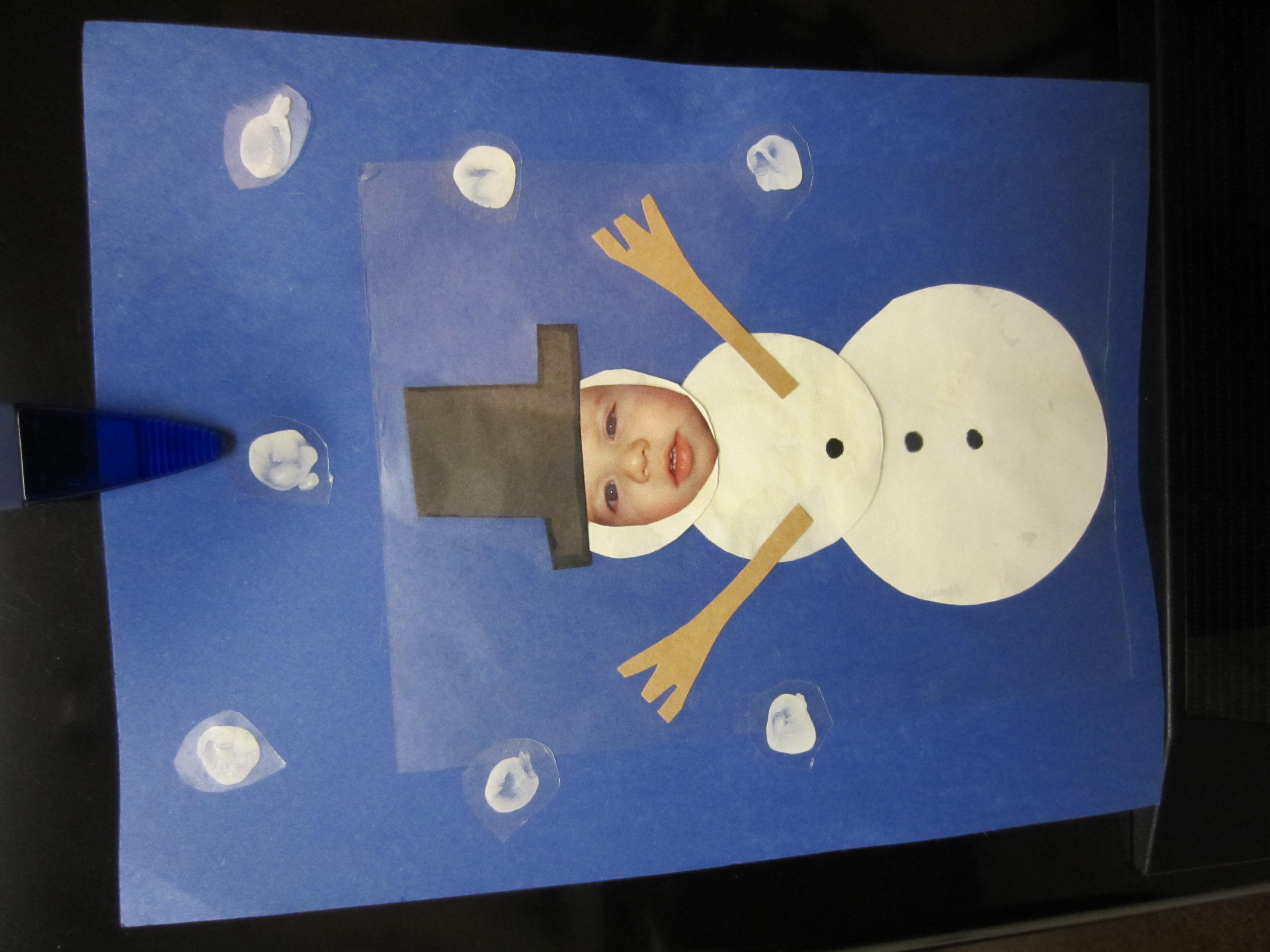 classic magic moments in parenting 2 snowman art family