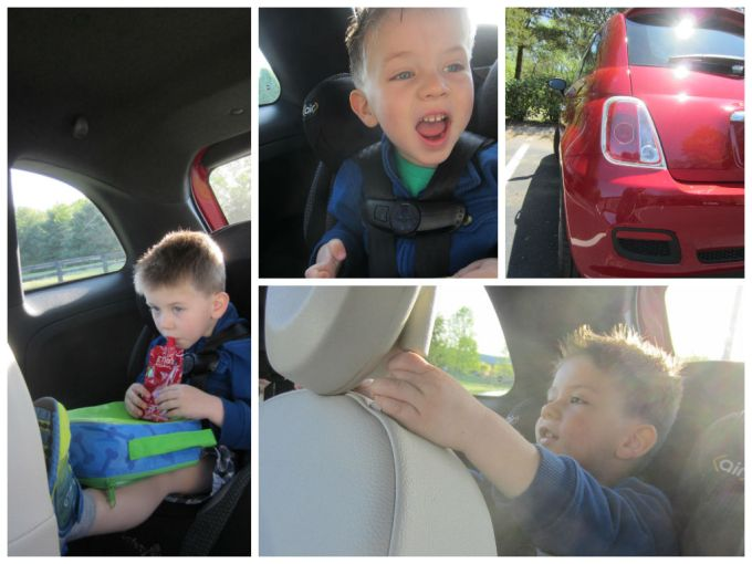 2014 Fiat 500 Family Friendly Car Review