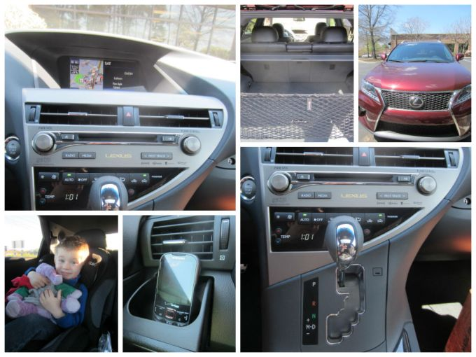 Nick Shell 2014 Lexus RX car review
