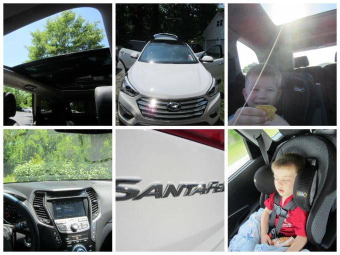 2014 Hyundai Sante Fe car review