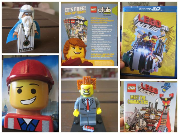 Everything Is Awesome Lego Movie Unboxing Review