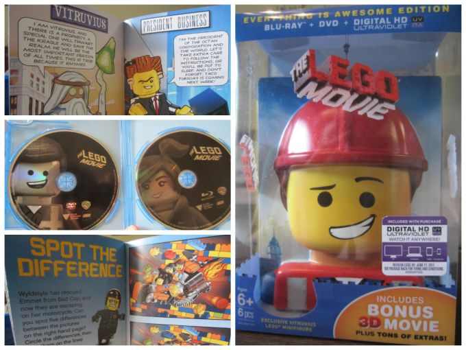 Everything Is Awesome Edition of The Lego Movie