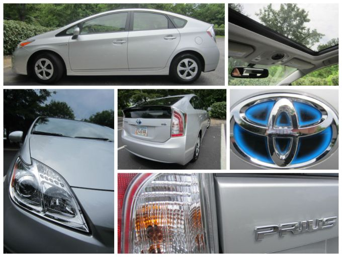 2014 Toyota Prius Family Friendly Car Review