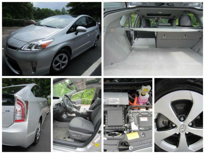 Toyota Prius family friendly car review