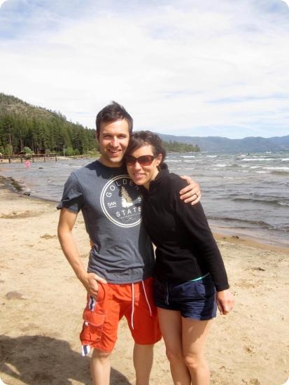 6 Year Wedding Anniversary Lake Tahoe