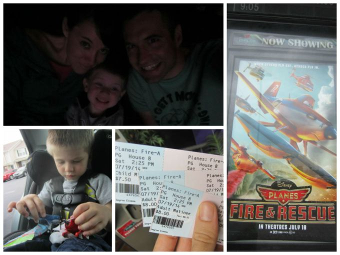Review Of Disney's Planes: Fire & Rescue