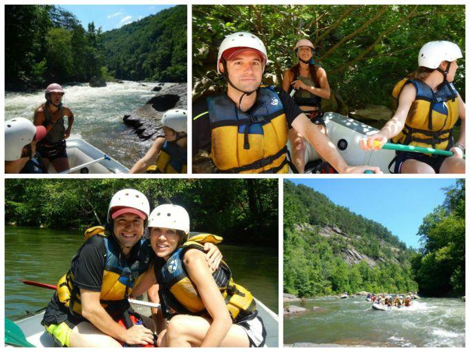 Review Of Sunburst Adventures Whitewater Rafting, Ocoee River