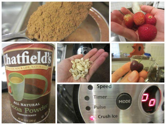 vegan milkshake recipe