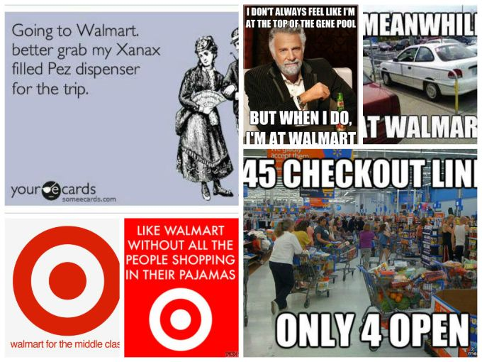 WalMart Memes