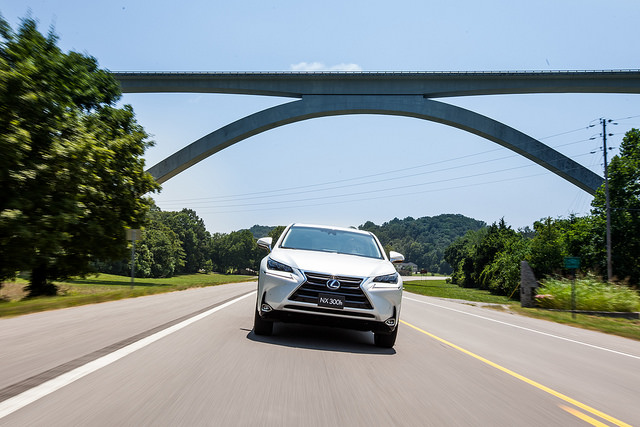 Natchez Trace Bridge Nashville 2015 Lexus NX: A Flickr Link To Professional Photos