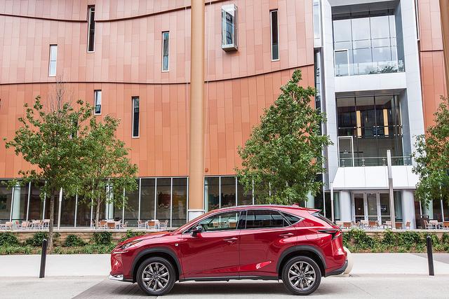 Lexus NX Nashville