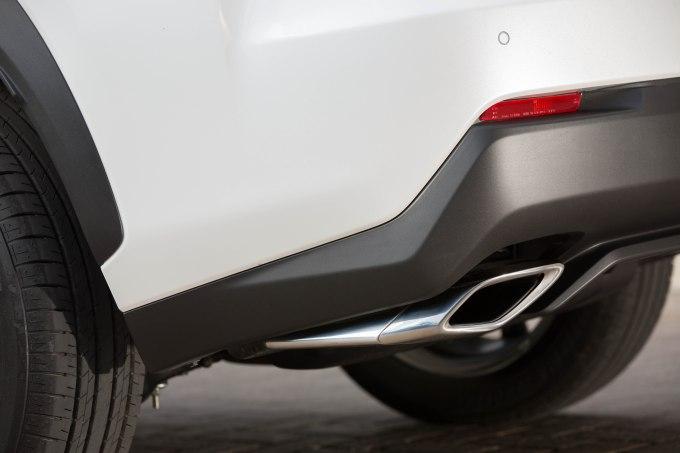 2015 Lexus NX 200t F Sport: Professional Photos
