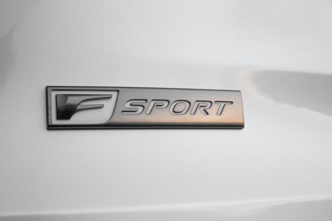 2015 Lexus NX 200t F Sport: Professional Photos F Sport logo