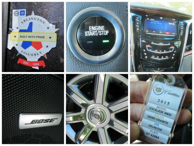 The All New 2015 Cadillac Escalade: Family Friendly Review