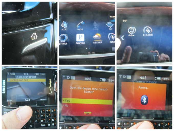 How To Turn Off/On AC, Change Radio Station, & Sync Phone On New Luxury Vehicles