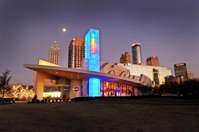 World of Coca-Cola to readers traveling to Atlanta