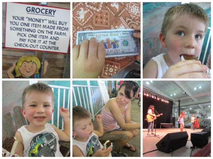 Williamson County Fair: Family Friendly Review by Nick Shell