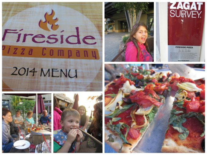 FIreside Pizza Company Squaw Valley