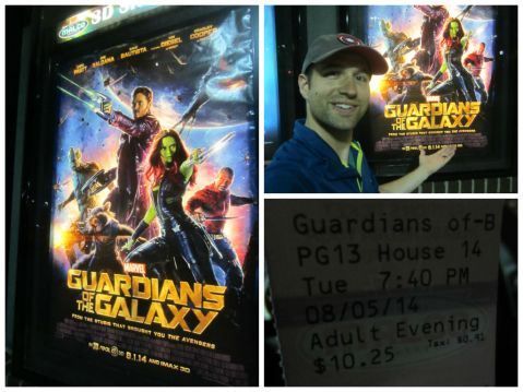 Guardians Of The Galaxy: Family Friendly Review By Nick Shell