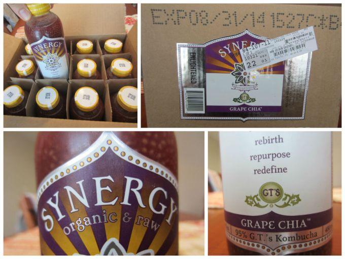 Synergy Grape Chia: Vegan Friendly Review/Why I Gave Up Caffeine