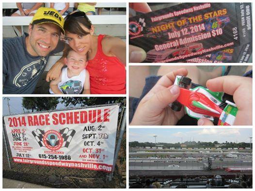 Nashville Speedway Races