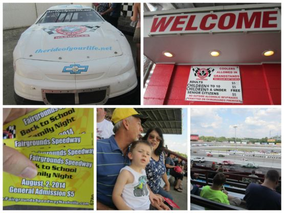 Fairgrounds Speedway Nashville: Family Friendly Review
