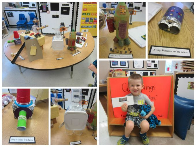 Dear Jack: My Son's 1st Science Project