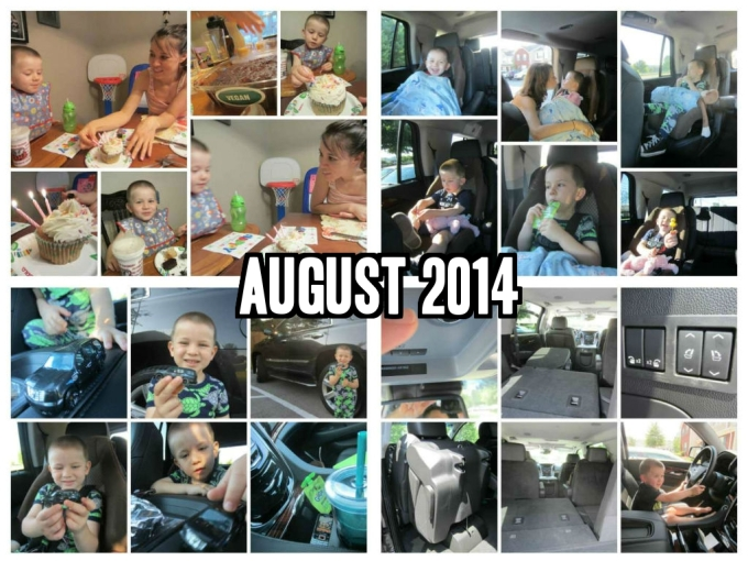 AUG 2014 2015 Cadillac Escalade