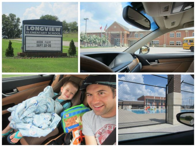 "Our 2nd Visit To Our ""New House""/ 2014 Lexus GS 450h: Family Friendly Review"