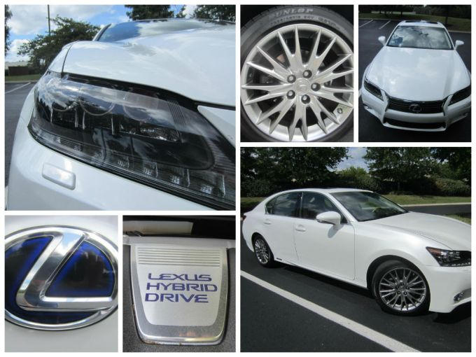 """Our 2nd Visit To Our """"New House""""/ 2014 Lexus GS 450h: Family Friendly Review"""