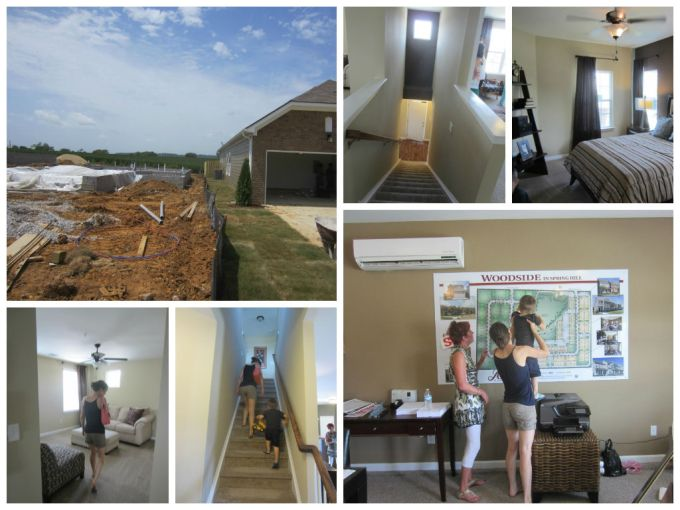 Dear Jack: We're Building A New House In Spring Hill, TN