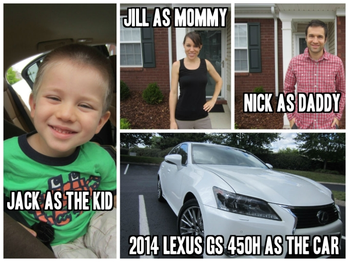 """2014 Lexus GS: Family Friendly Review/Our 2nd Visit To Our """"New House"""""""