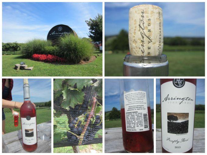 Arrington Vineyards: Family Friendly Review