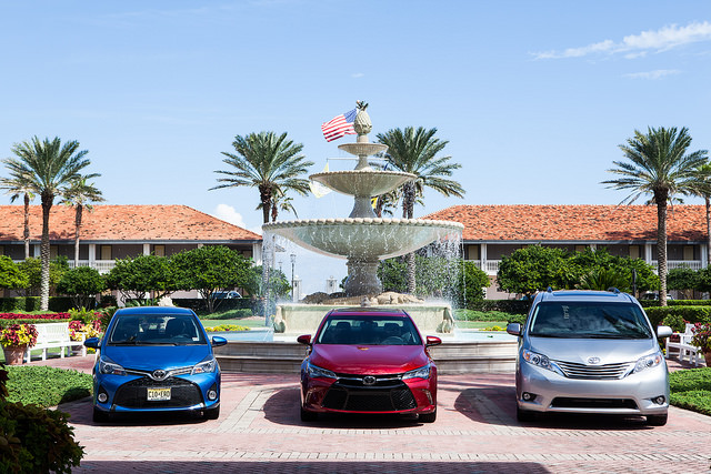 """Nick Shell The Toyota """"Family Reunion"""" Press Preview In Pompano Beach, Florida"""