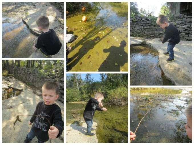 Dear Jack: You Think We're Just Fishing… For Tadpoles