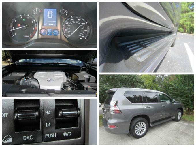 2014 Lexus GX 460 Family Friendly Review/Downtown Nashville