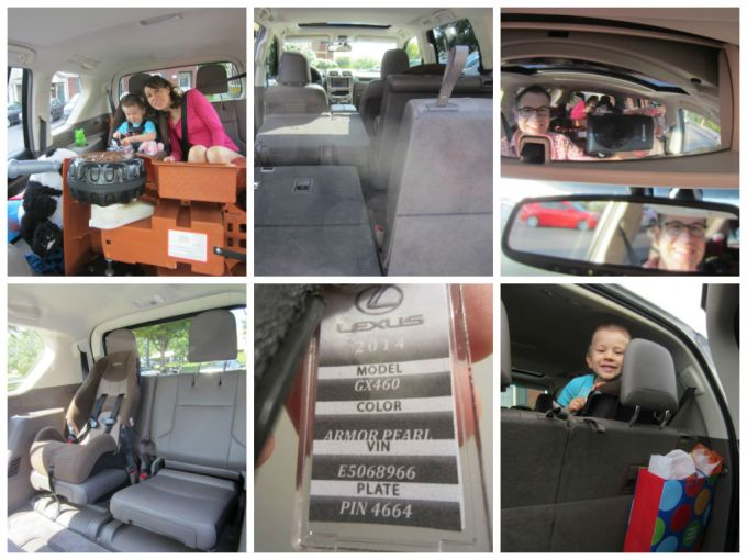 2014 Lexus GX 460 Family Friendly Review/Grandma's Great Escape!