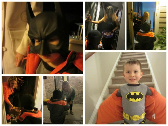 Trick Or Treating 2014: Halloween As Batman
