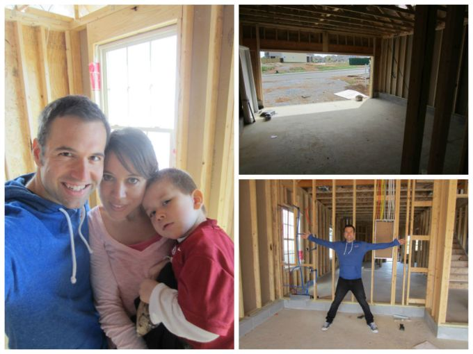 Dear Jack: Seeing The 1st Construction Of Our New House