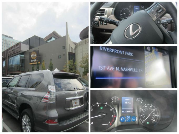 2014 Lexus GX 460 Family Friendly Review/Downtown Nashville