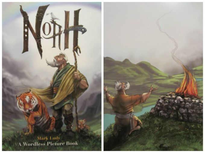 Noah: A Wordless Picture Book, by Mark Ludy: Family Friendly Review