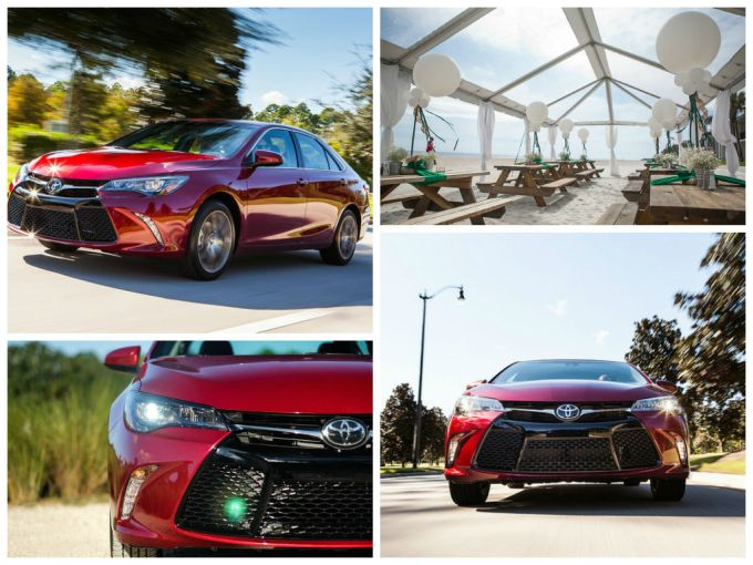 "The Toyota ""Family Reunion"" Press Preview In Pompano Beach, Florida"