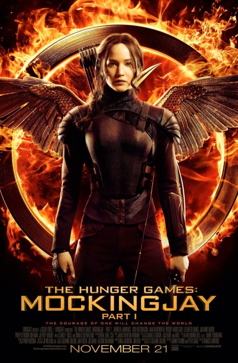 The Hunger Games: Mockingjay Part 1: Family Friendly Daddy Blog